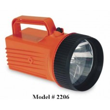 BRIGHTSTAR MODEL: 2206 SAFETY LANTERN, 6V CELL TYPE