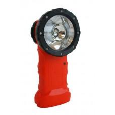 BRIGHTSTAR 510304 ALKALINE RESPONDER LED, RIGHT-ANGLE FLASH LIGHT