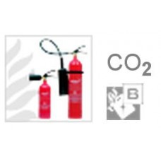 JOCKEL Fire Extinguisher - CO2