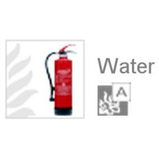 JOCKEL Fire Extinguisher - Water