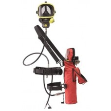 FENZY B.A.S, AIRLINE BREATHING APPARATUS, HONEYWELL