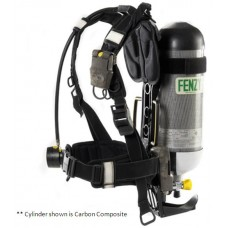 FENZY X-PRO TYPE 2 SCBA, C/W: 45 MINS (6L / 300BAR STEEL CYL), HONEYWELL