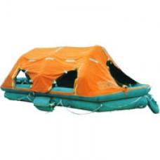 FUJIKURA FRN-R-50, Self-righting inflatable life raft