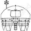HAINING, Self-righting Inflatable liferaft, HNF-SR model