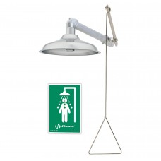 HAWS AXION MSR Emergency Drench Shower MODEL: 8123