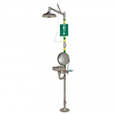 HAWS AXION MSR Combination Corrosion Resistant Shower and Eye/Face Wash MODEL: 8330
