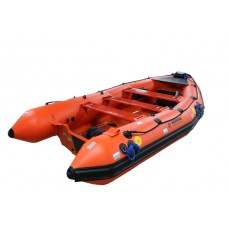 NARWHAL SV420 RESCUE BOAT C/W SOLAS ACCESSORIES, COMPLETE