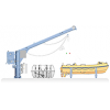 NED-DECK, Combi Rescue Boat/Life Raft Davits