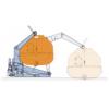NED-DECK, SOLAS Davits and Cranes