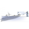 NED-DECK, RHIB Recovery Installation