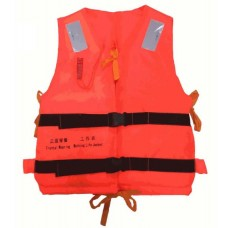 RS, RSGY-1 WORKVEST WITH ZIPPER, CCS APPROVED