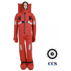 RS, IMMERSION SUIT, SIZE: XL (JUMBO), EC-MED APPROVED