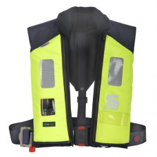 SECUMAR Alpha 275 3D neon , INFLATABLE LIFEJACKET 275N