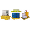 SPILL STATION, IBC SPILL CONTAINMENT UNITS
