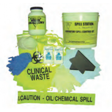 SPILL STATION, LABORATORY AND MEDICAL SPILL KIT, LABORATORY KIT