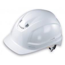 UVEX, PHEOS B-WR, LONG BRIM, VENTED, SAFETY HELMET, WHITE, 9772 039