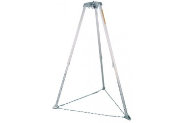 MILLER TRIPOD, Aluminium, 7ft (2M),  up to 5,000 Ibs (22Kn) of vertical pull