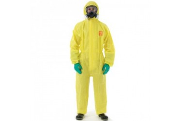 AlphaTec 3000 Chemical Protective Suits