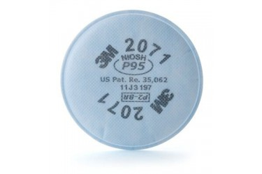 3M™ Particulate Filter 2071, P95 Respiratory Protection, 2pcs/packet