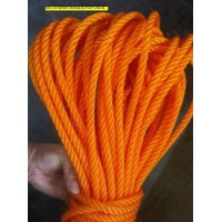8MM X 30MTR ORANGE BUOYANT LIFELINE