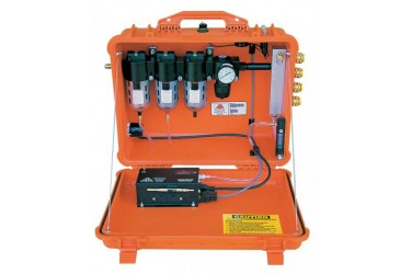Air Systems International  The Breather Box® Portable Grade-D Breathing Air Filtration System
