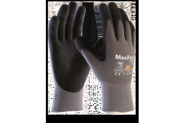 MaxiFlex® Ultimate™ 34-874 Palm coated knitwrist