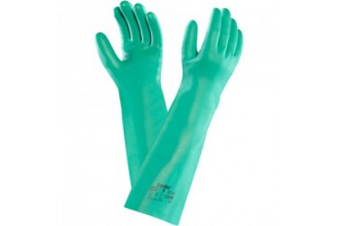 Ansell 37-185 AlphaTec Sol-Vex Gloves