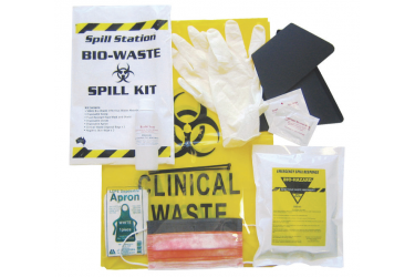 SPILL STATION BIOHAZARD SPILL KIT