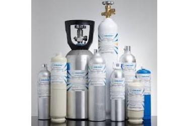 CALGAZ calibration gas cylinder disposal