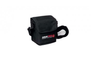 DURAM, BLACK CARRYING POUCH/BAG FOR COGO MASK