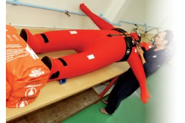 SERVICE - PRESSURE TEST -  IMMERSION SUIT