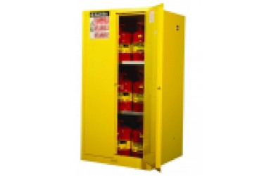 JUSTRITE, Sure-Grip® EX Flammable Safety Cabinet, 60 Gallon