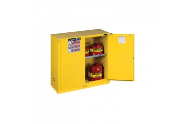 JUSTRITE, Sure-Grip® EX Flammable Safety Cabinet, 30 Gallon