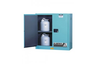 JUSTRITE, safety cabinet for chemicals