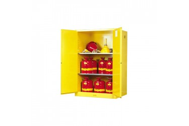 JUSTRITE, safety cabinet for flammable liquids