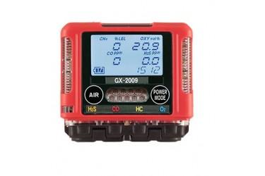 RIKEN KEIKI (RKI), GX-2009 Portable Multi Gas Detector Confined Space 4 Gas Monitor