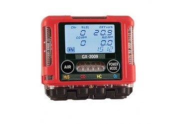RKI GX-2009 Portable Multi Gas Detector