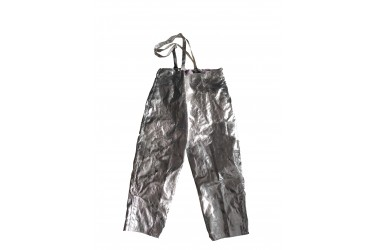 RS, ALUMINIZED FIREMAN TROUSERS ONLY, UNIVERSAL SIZE