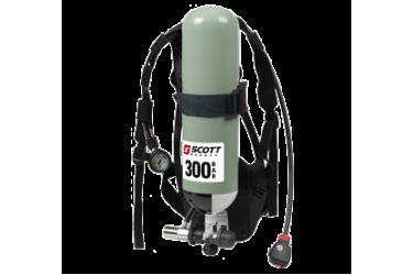 SCOTT sigma breathing apparatus