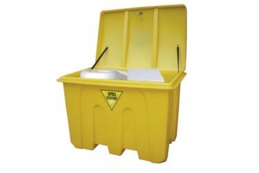SPILL STATION, 12 barrel sopep spill kit