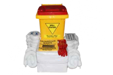 SPILL STATION, SK200W 200 LITRE oil only spill kit