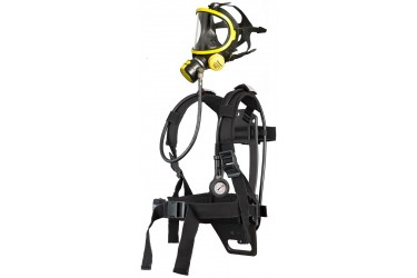 HONEYWELL FENZY (FRANCE) AERIS CONFORT TYPE 2 SCBA C/W : 30 MINS (6L / 200BAR STEEL CYL), HONEYWELL