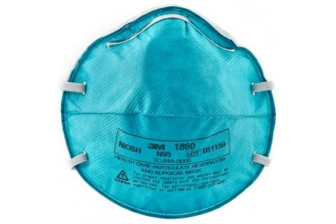 3M™ 1860/1860S Health Care N95 Particulate Respirator and Surgical Mask
