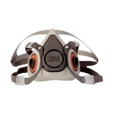 3M™ Half Facepiece Reusable Respirator 6100, Respiratory Protection