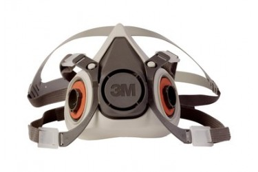 3M™ Half Facepiece Reusable Respirator 6100, Respiratory Protection