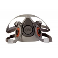 3M™ Half Facepiece Reusable Respirator 6200, Respiratory Protection
