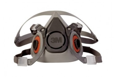 3M™ Half Facepiece Reusable Respirator 6200, Respiratory Protection