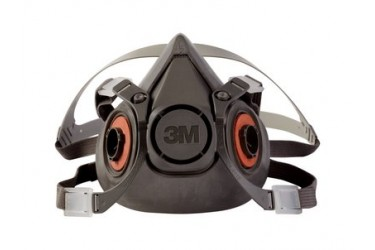 3M™ Half Facepiece Reusable Respirator 6300, Respiratory Protection