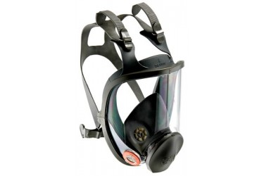 3M™ Full Facepiece Reusable Respirator 6800, Respiratory Protection, Medium