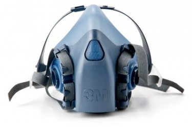 3M™ Half Facepiece Reusable Respirator 7502, Respiratory Protection